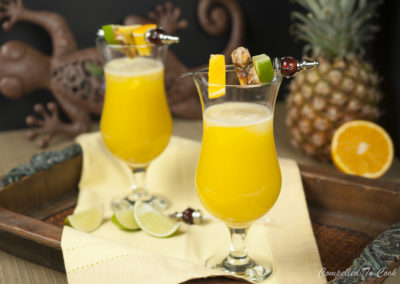 Tequila Pineapple Punch