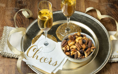 Five Spice Mixed Nuts
