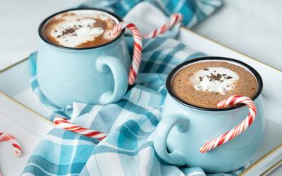 Minty Hot Chocolate